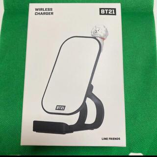 防弾少年団(BTS) - BT21    BTS   公式商品  ワイヤレス充電スタンド  RJ ジン