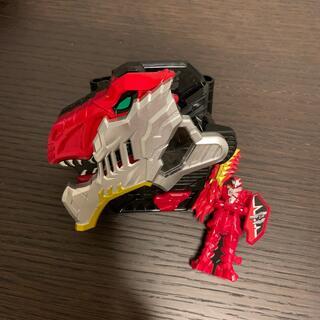 バンダイ(BANDAI)のDX リュウソウチェンジャー 騎士竜戦隊リュウソウジャー  最強竜装セット(特撮)