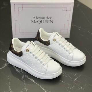 アレキサンダーマックイーン(Alexander McQueen)のAlexander McQueen アレキサンダーマックイーン スニーカー(スニーカー)