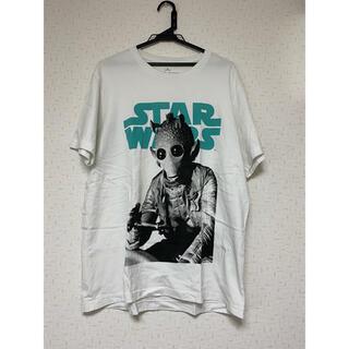 ジーユー(GU)の送料込み GU Tシャツ STAR WARS サイズXL メンズ  カラー···(Tシャツ/カットソー(半袖/袖なし))