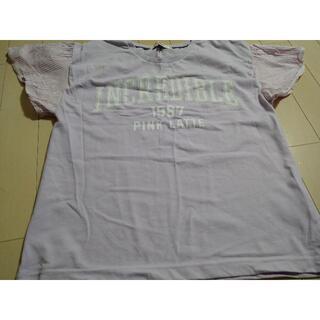 ピンクラテ(PINK-latte)のTシャツ(Tシャツ/カットソー)