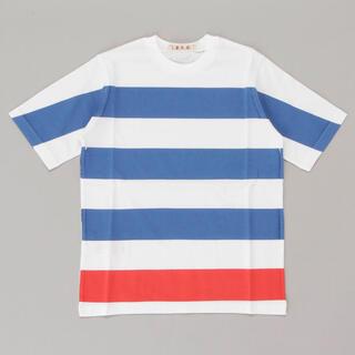 マルニ(Marni)の新品♡大人も着用可♡marni♡マルニ♡ボーダーTシャツ♡10(Tシャツ(半袖/袖なし))