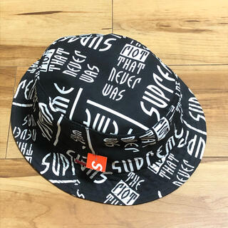 Supreme - supreme riot crusher hat バケットハット キャップ 新品