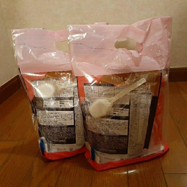 アサヒ(アサヒ)のスリムアップスリム シェイカー付き限定セット×2セット コスメ/美容のダイエット(ダイエット食品)の商品写真