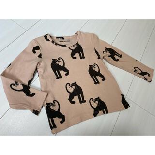 こどもビームス - mini rodini ミニロディーニ 長袖Tシャツ 2/3Y 92-98