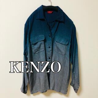 KENZO - KENZO ケンゾー シャツ レーヨン
