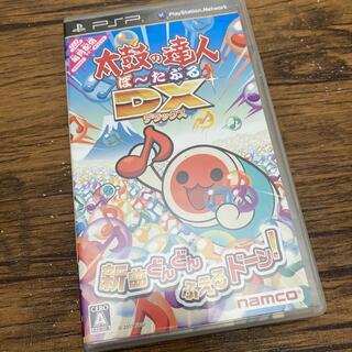 バンダイナムコエンターテインメント(BANDAI NAMCO Entertainment)の太鼓の達人ぽ~たぶるDX PSP(携帯用ゲームソフト)