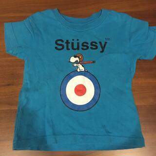 ステューシー(STUSSY)のステューシーキッズTシャツ(Tシャツ/カットソー)