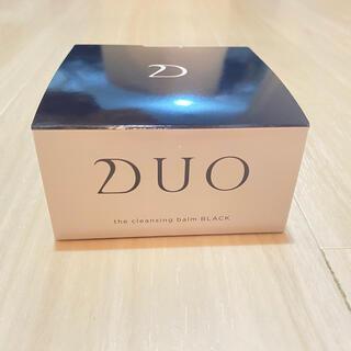 【新品・未開封】DUO デュオ ザ クレンジングバーム ブラック 90g 黒