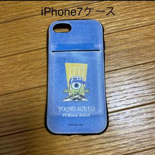 ディズニー(Disney)のiPhone用 モンスターズインク マイク(iPhoneケース)