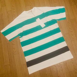 マルニ(Marni)の新品♡大人も着用可♡marni♡マルニ♡ボーダーTシャツ♡14(Tシャツ(半袖/袖なし))