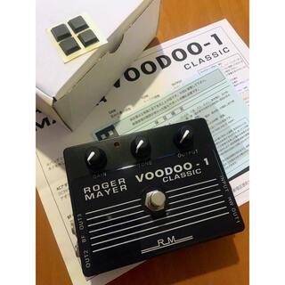 Roger Mayer Voodoo-1 Classic(エフェクター)