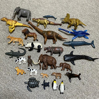 Takara Tomy - アニア 動物 恐竜 海の生き物 26体 セット