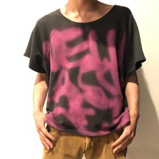 エムエムシックス(MM6)のMM6 Maison Margiela 半袖スウェット (Tシャツ/カットソー(半袖/袖なし))