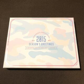 BTS シーグリ2015 DVD 日本語字幕付き