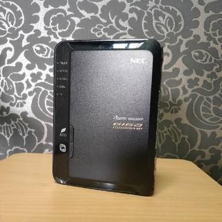 NEC - NEC無線ルーター  PA-WG600HP