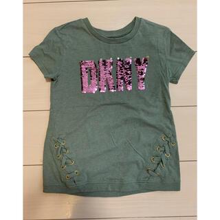 ダナキャランニューヨーク(DKNY)のダナキャラニューヨークガールズTシャツ 130(Tシャツ/カットソー)