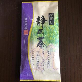 業務スーパー 静岡県産 深蒸し 静岡茶80g(茶)