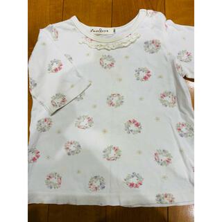 六分丈 カットソー(Tシャツ/カットソー)