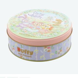 ディズニー(Disney)の【新品】アソーテッドクッキー缶  スプリングインブルーム(菓子/デザート)