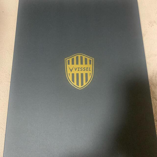 ヴィッセル神戸 安井拓也選手 サイン入りユニフォーム スポーツ/アウトドアのサッカー/フットサル(ウェア)の商品写真
