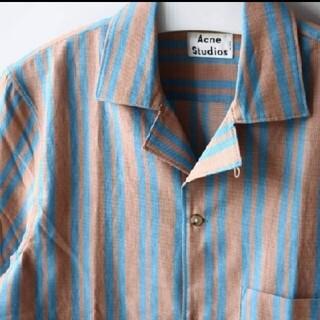 SUNSEA - アクネストゥディオズ ストライプシャツ 44