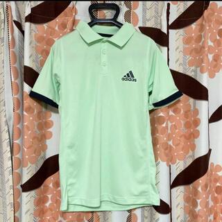 アディダス(adidas)のアディダス adidas ポロシャツ レディース  キッズ テニス ゴルフ 半袖(ポロシャツ)