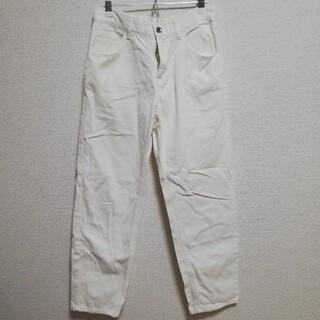 ダブルクローゼット(w closet)のダブルクローゼット ホワイトデニム(デニム/ジーンズ)