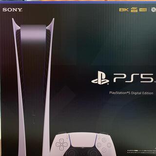 プレイステーション(PlayStation)のSONY PlayStation5 CFI-1000B01(家庭用ゲーム機本体)