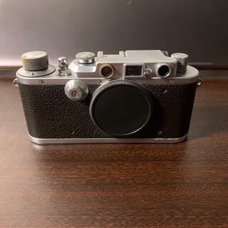 LEICA - Leica ⅢA バルナックライカ [期間限定出品 5/20迄]