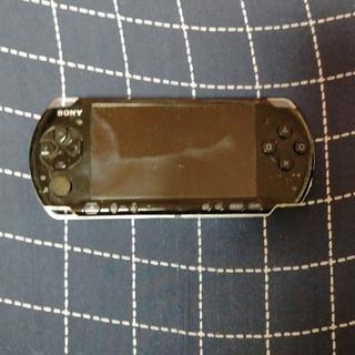 プレイステーションポータブル(PlayStation Portable)のジャンク PSP-3000(携帯用ゲーム機本体)