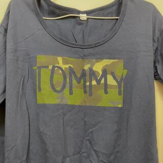 トミー(TOMMY)のTOMMY ワンピース 長袖(ひざ丈ワンピース)