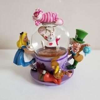 Disney - ディズニー アリス スノードーム