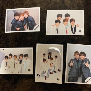 平野紫耀 公式写真 混合 【G】(アイドルグッズ)