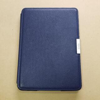 Kindle Paperwhite用レザーカバー(電子ブックリーダー)