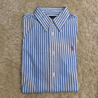 POLO RALPH LAUREN - ストライプシャツ