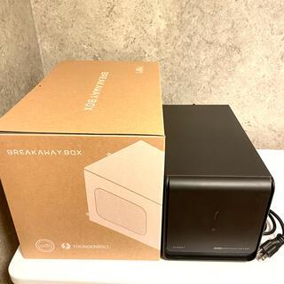 eGFX Breakaway Box 550 RADEON RX5700XT(PC周辺機器)