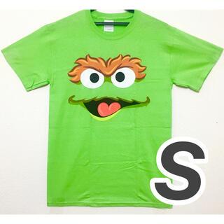 セサミストリート(SESAME STREET)の【セサミストリート】オスカー Tシャツ(Tシャツ/カットソー(半袖/袖なし))