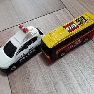 Takara Tomy - ハッピーセット トミカ パトカー バス