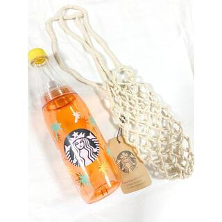 Starbucks Coffee - スタバ ウォーターボトル ネットバック