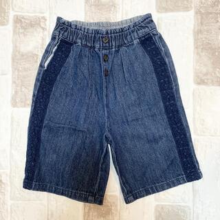 ニシマツヤ(西松屋)のベビー服 デニムパンツ 女の子用(パンツ)