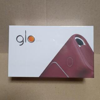 glo - 新品未使用 glo pro バーガンディー