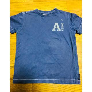 アルマーニ ジュニア(ARMANI JUNIOR)のアルマーニ Tシャツ 130(Tシャツ/カットソー)