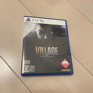 プレイステーション(PlayStation)のバイオハザード village(家庭用ゲームソフト)