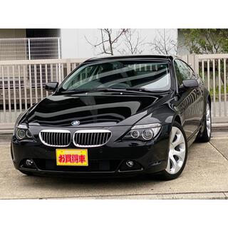 ビーエムダブリュー(BMW)のBMW 645CI 6シリーズ E63 実走行28000KM ディーラー下取り車(車体)