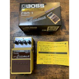 ボス(BOSS)の【美品】BOSS FBM-1 Fender '59 Bassman(エフェクター)