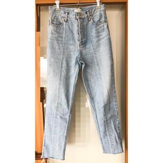 マカフィー(MACPHEE)のTOMORROWLANDトゥモローランドの綿100% デニム(デニム/ジーンズ)