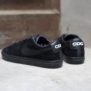 BLACK COMME des GARCONS - BLACK COMME des GARCONS × Nike BLAZER LO