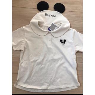 フタフタ(futafuta)のフタフタ ミッキー セーラー tシャツ トップス 120 キッズ(Tシャツ/カットソー)