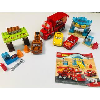 レゴ(Lego)のレゴ レゴデュプロ カーズ(積み木/ブロック)